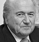 Йозеф Блаттер