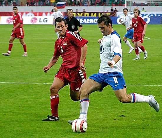 футболу 2005 чемпионат россия по мира