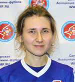 Анастасия Горшкова