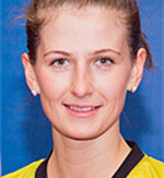 Ольга Воробьева (Баранова)